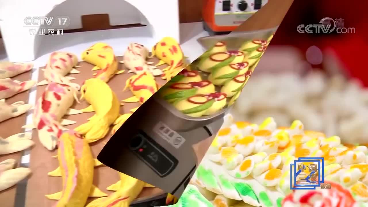 [中国三农报道]甘肃庆阳:千层花馍叠出浓浓家乡味